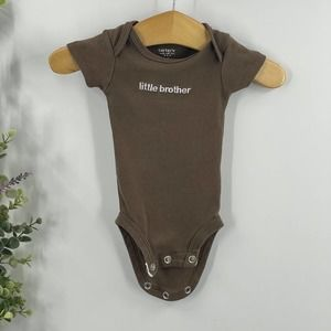Carter's | Little Brother Onesie, NB